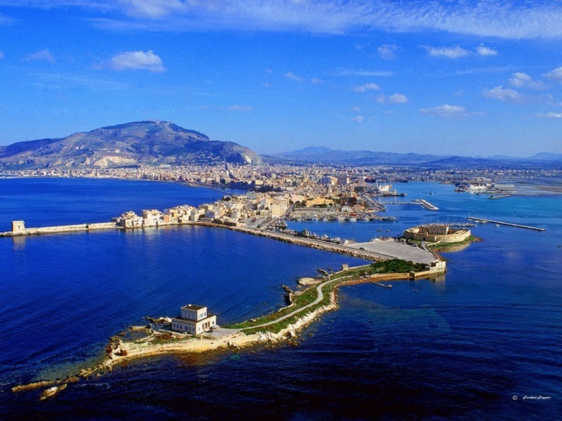 Weekend escape to Trapani