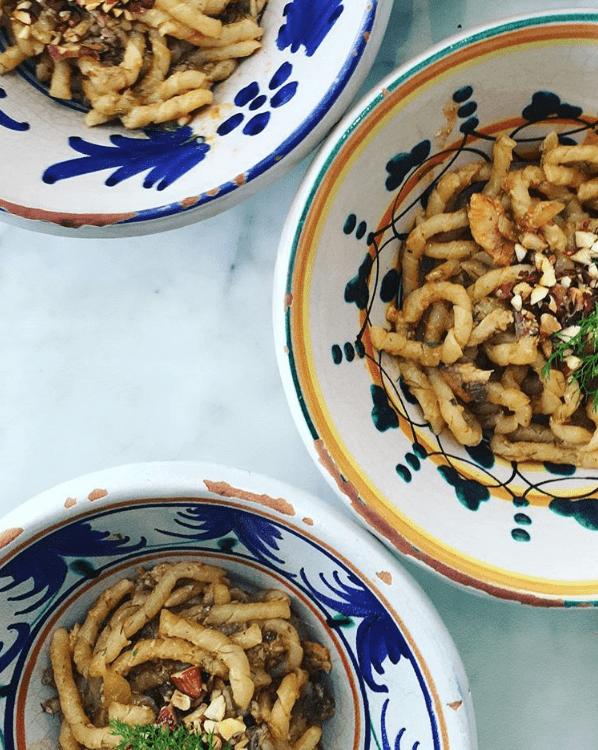 pasta con le sarde recipe