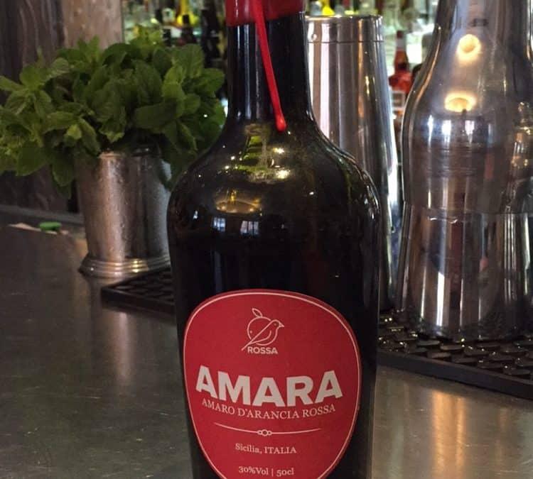 Amara, a special (bitter) taste of Sicily