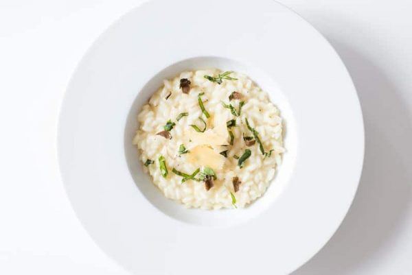autumn is risotto season