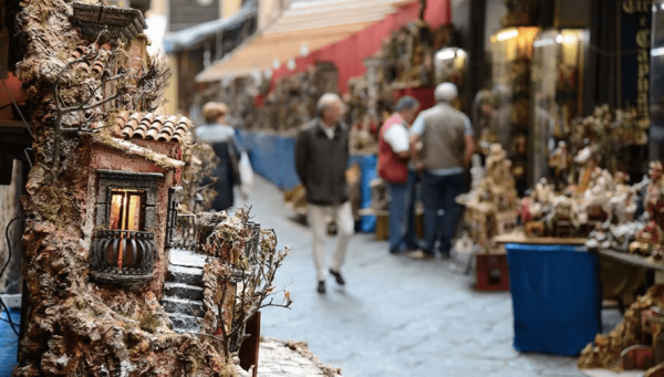 Christmas Markets in Naples