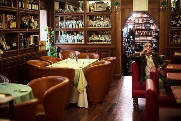 Where to eat in Rome during the holidays - Enoteca Achilli al Parlamento