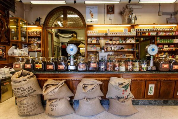 Stagnitta, the oldest family-run coffee roaster in Palermo
