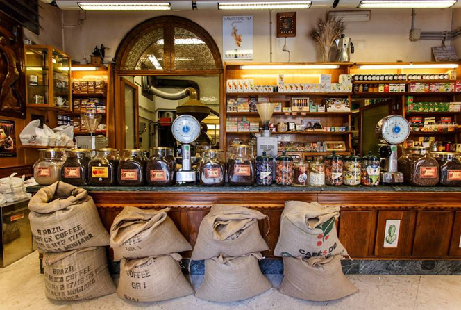 Palermo's Oldest Torrefazione: Roasting Like it's 1928