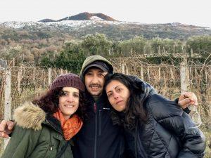 Vini Scirto on Etna