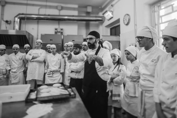 Our Italians - Mario Traina, teaching