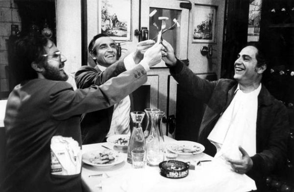 Famous dishes portrayed in Italian cinema