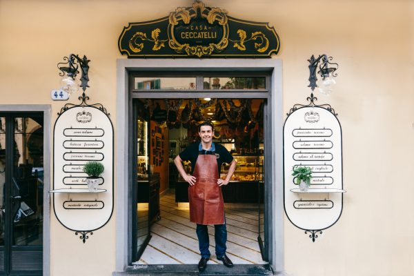 Our Italians: Casa Ceccatelli