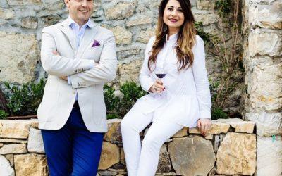 Our Italians: Daniela and Paolo of Casa Ceccatelli