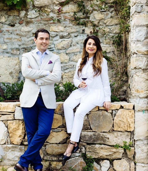 Our Italians: Daniela and Paolo of Casa Ceccatelli