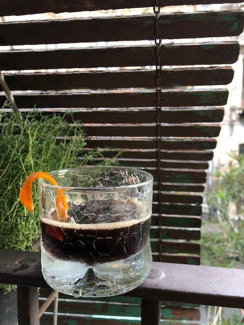 Cocktails in Catania