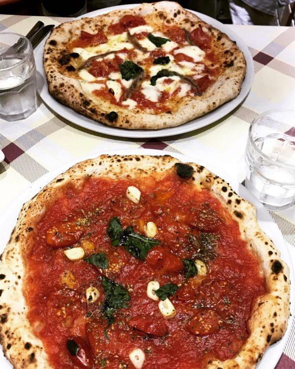 pizza marinara is vegan