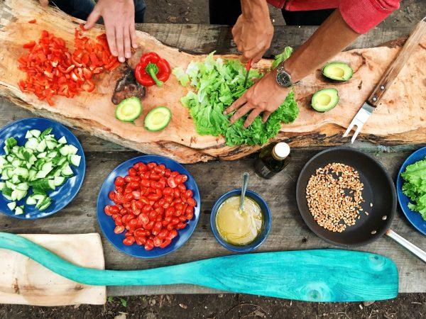 cooking vegan in italy