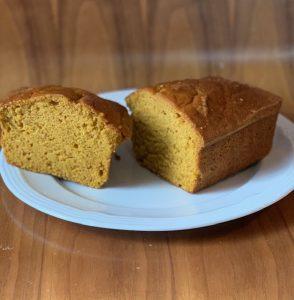 Martha's pumpkin bread