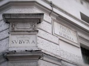 Suburra, in Rome