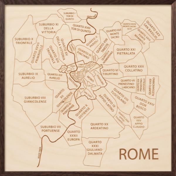 Neighborhoods of Rome