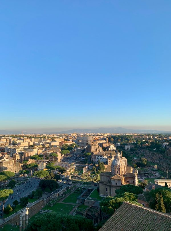 Monti, Colosseum, Forum