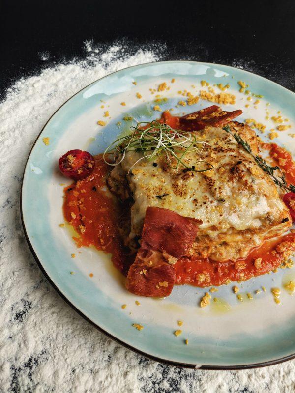 baking recipes: lasagna