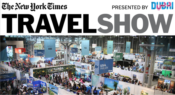 NYT Travel Show 2020