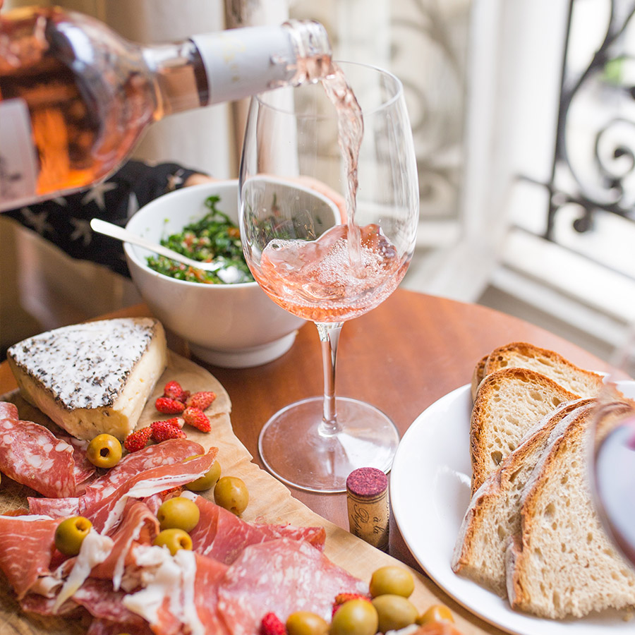 learn to pair Cheese & Wine with Eleonora & Gina