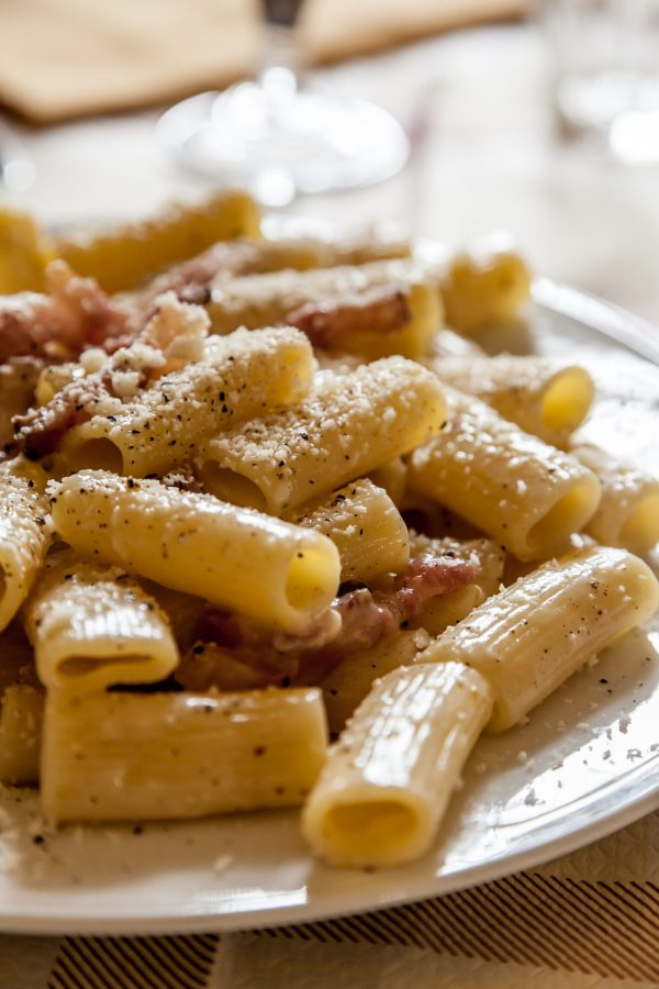 learn to make Roman pastas with Carolyn