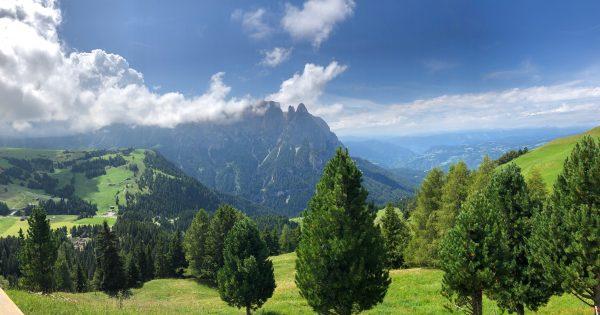 views in South Tyrol