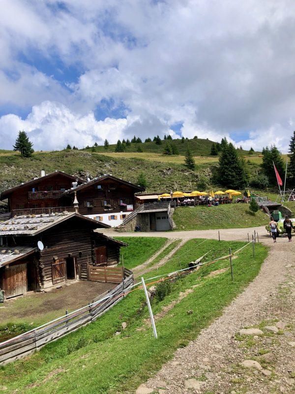 rifugi in the Dolomites