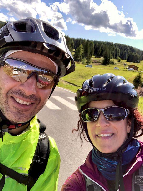 biking in South Tyrol