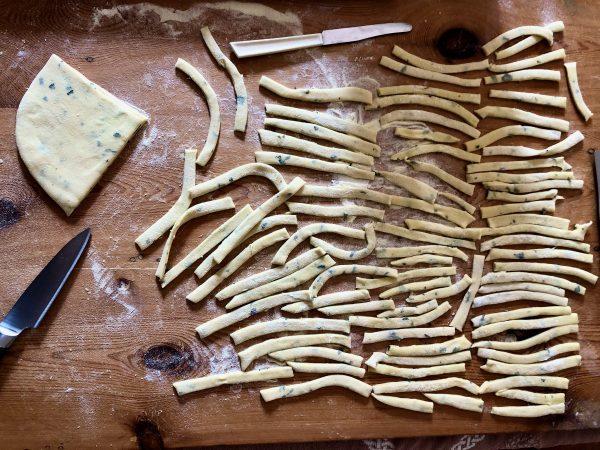 scialatielli fresh pasta