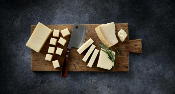 how to cut block cheese