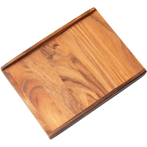 wooden pasta board