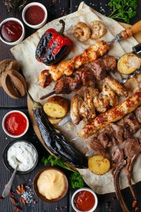 italian meat dishes