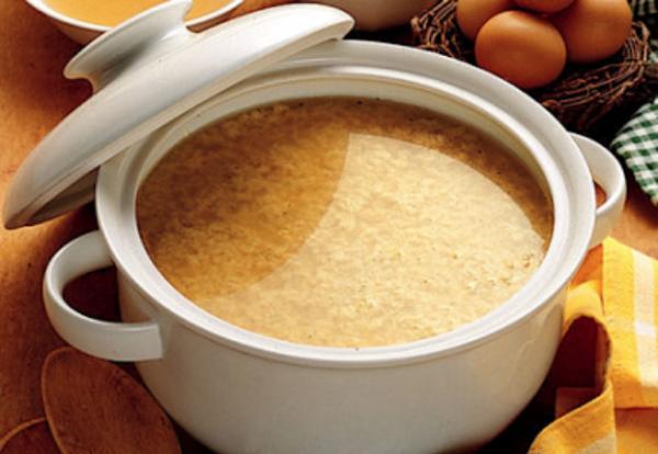 stracciatella the soup