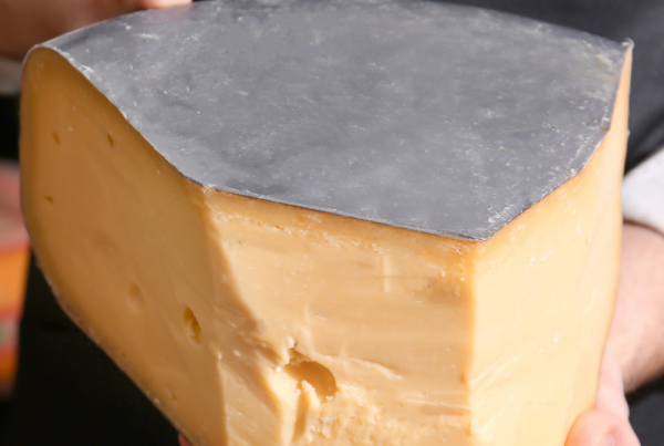 5 golden rules for storing cheese