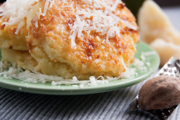 top 20 vegetarian dishes of italy - gnocchi alla romana