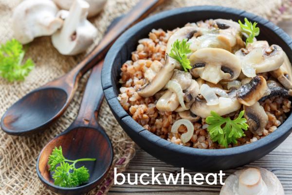 buckwheat is a gluten-free grain