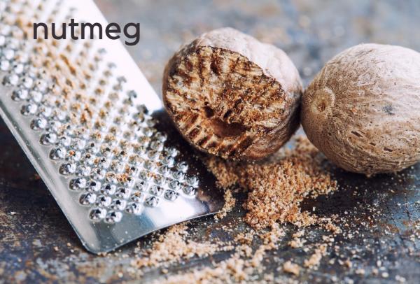 nutmeg is a seed