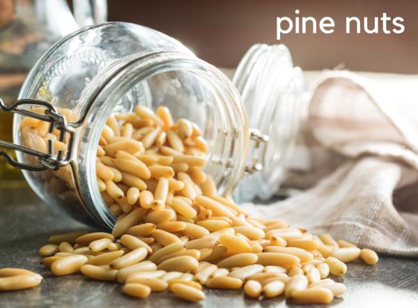pine nuts are precious seeds