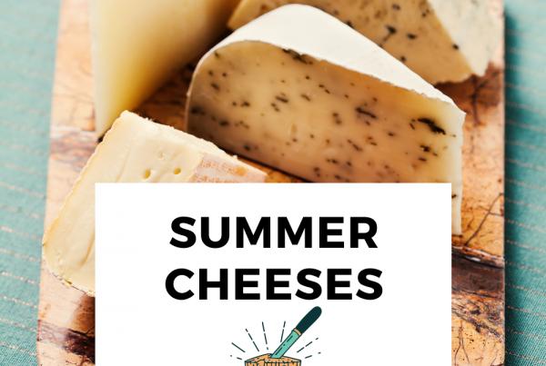 summer cheeses