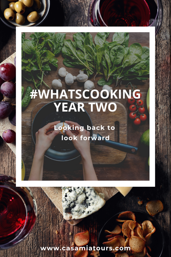 #whatscooking year two