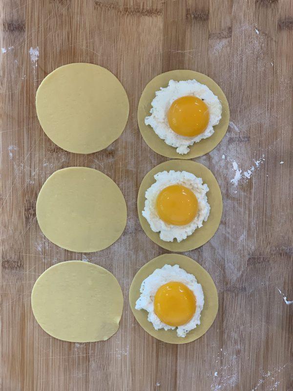 ravioli all'uovo