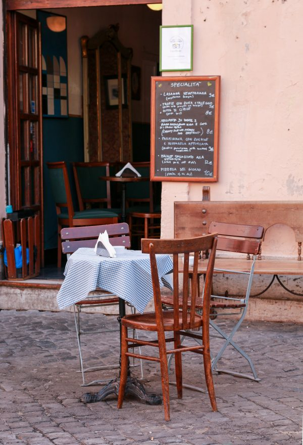 what Rome restaurants are open in august 2021