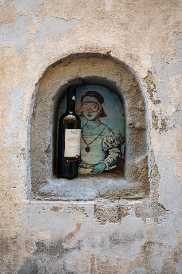 Robbin Gheesling The Wine Doors of Florence