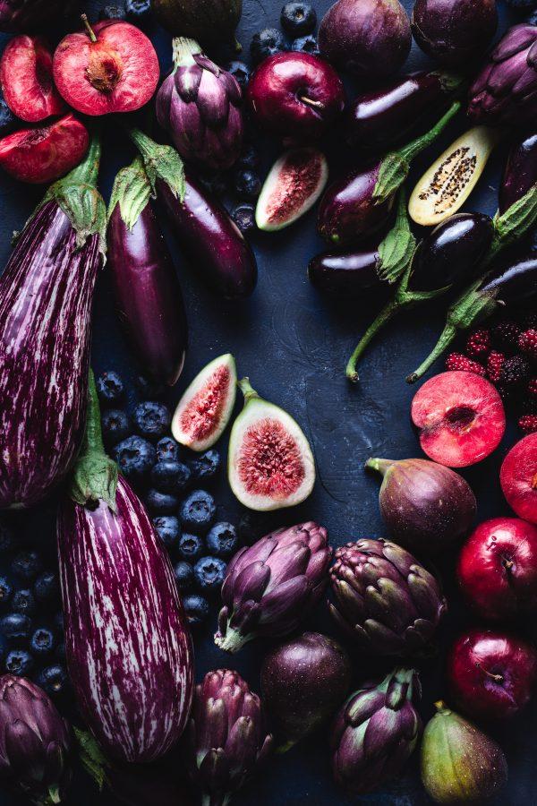 purple foods besides eggplant